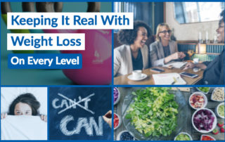 Keeping it Real with Weight Loss