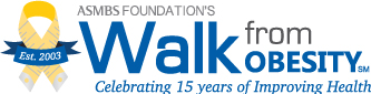 Walk from Obesity Logo